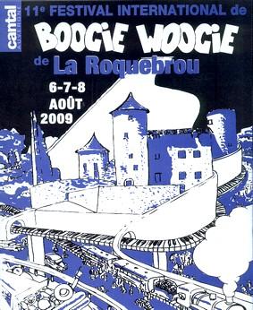 Festival de Boogie Woogie 2009 à Laroquebrou
