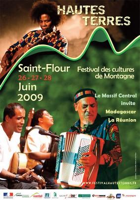 Festival des Hautes Terres 2009 à Saint Flour