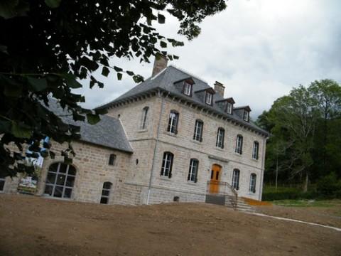 Maison de site de mandailles