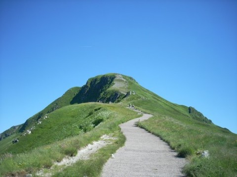 Grand site du Puy Mary