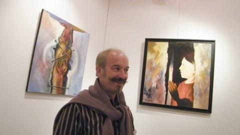 Yves Solania, peintre
