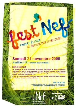 Fest'Nef à Aurillac