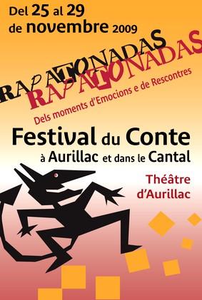 Rapatonadas 2009 festival du conte à Aurillac