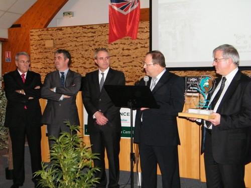 Coach Cantal 2010: Guy Lafond et Alain Lespine