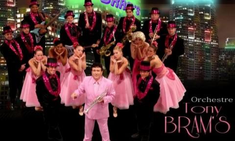 Soirée dansante avec l'Orchestre Tony Bram's