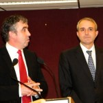 Vincent Descoeur et Paul Mourier