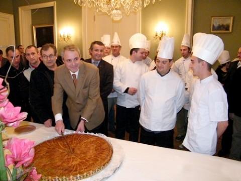 Monsier le prefet du Cantal et les boulangers