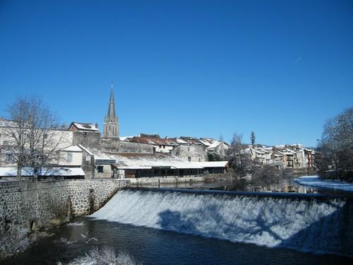 Vacances de févier à Aurillac