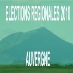 Régionales Auvergne 2010