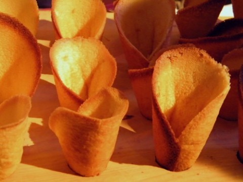Cornets de Murat, une spécialité du Cantal