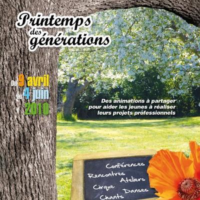 Printemps des Generations 2010