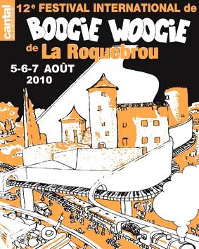 Festival de Boogie Woogie 2010 à La Roquebrou