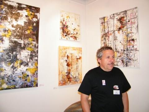 Gilles bernard, peintre