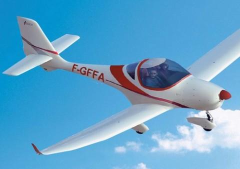 Apprendre à piloter pour la fête des pères à l'Aéroclub du Cantal