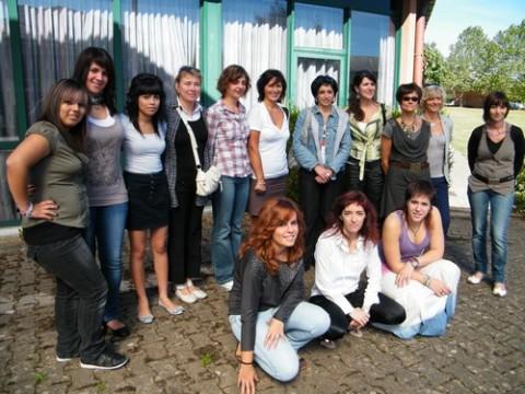 Rencontre avec les coiffeuses espagnoles à l'IFPP