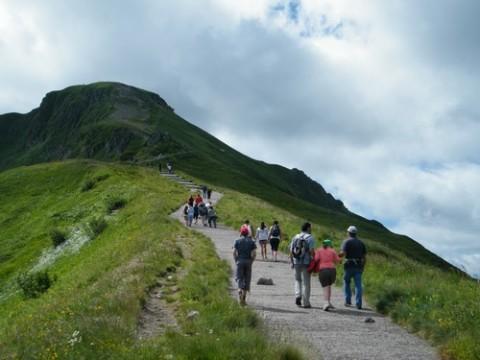 Tourisme dans le Cantal en 2010, Puy Mary