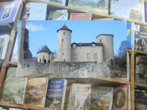 Foire du livre à La Roquebrou 2010