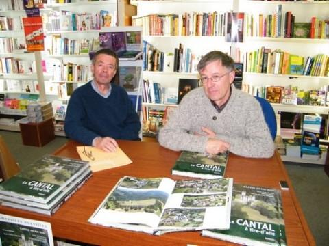 Jean-Yves Brunon et Michel Berger