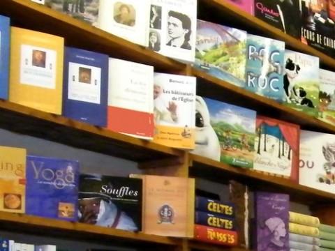 Salon du livre de Chalvignac 2011