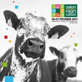 Salon international de l'agriculture de Paris 2011