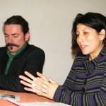 Clarisa Carillo Bessat, Ariel Geoffriau