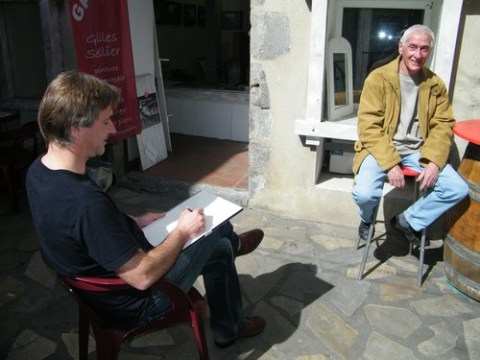 Jeff et Michel Delbos