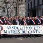 Les maires du Cantal