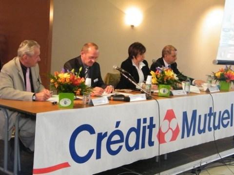 Assemblée générale du Crédit Mutuel