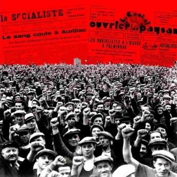 Exposition à Aurillac, 1936 les années front populaire