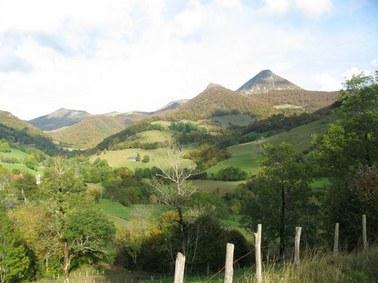Des Espaces naturels dans le Cantal