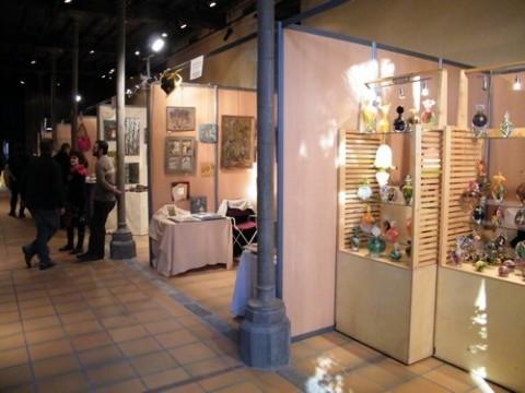 Salon des arts et métiers à Aurillac