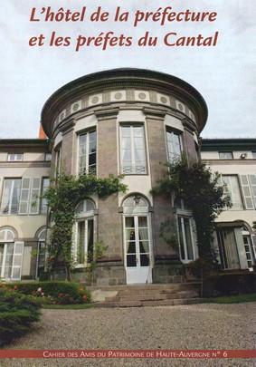 Préfecture du Cantal, le livre