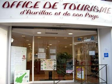 Office de tourisme d'Aurillac, vacance de février 2012