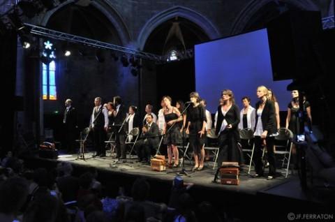 Chanteurs d'Ombreta per Ombreta