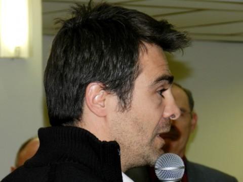 Sébastien Foucras, co-organisateur des étoiles du sport