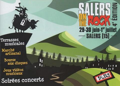 Rock à Salers