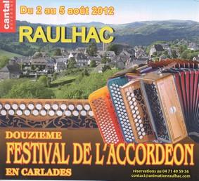 Gala Accordéon de Raulhac