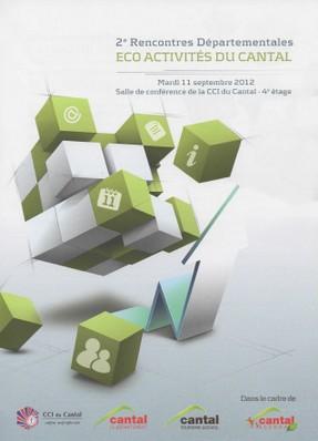 Eco Activité à la CCI du Cantal
