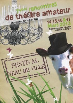 Festival de veau de ville 2013 à Aurillac