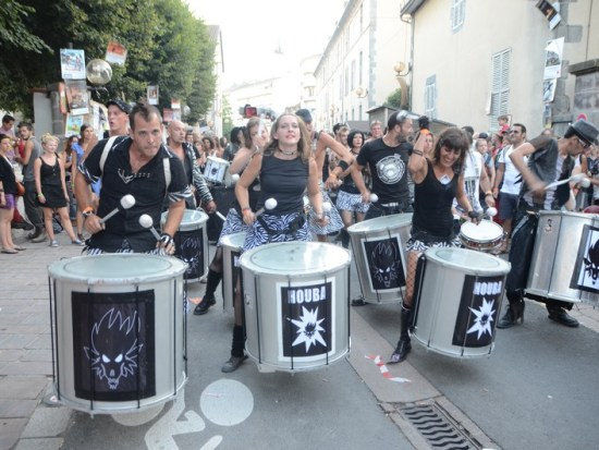 Festival de Théâtre de rue août 2014