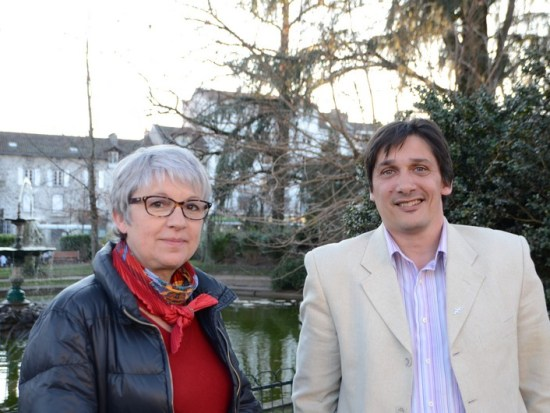 Stéphane Fréchou, Mireille Laborie, VIVANTES