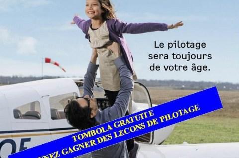 Portes ouvertes à l'aéroclub du Cantal