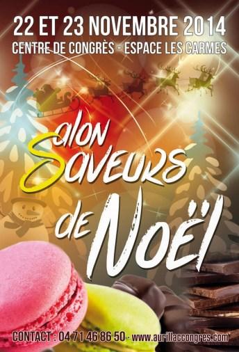 Salon des saveurs de Noël à Aurillac 2014-2014