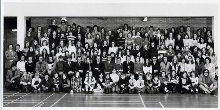 Het 50 jarig bestaan van KPJ Stiphout 1973 ( Foto Ria Vogels )