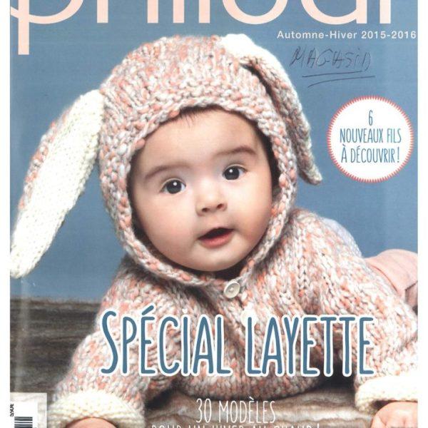 Catalogue Layette N°123 PDF · Aux Doigts de Fée 577fc5bc94f