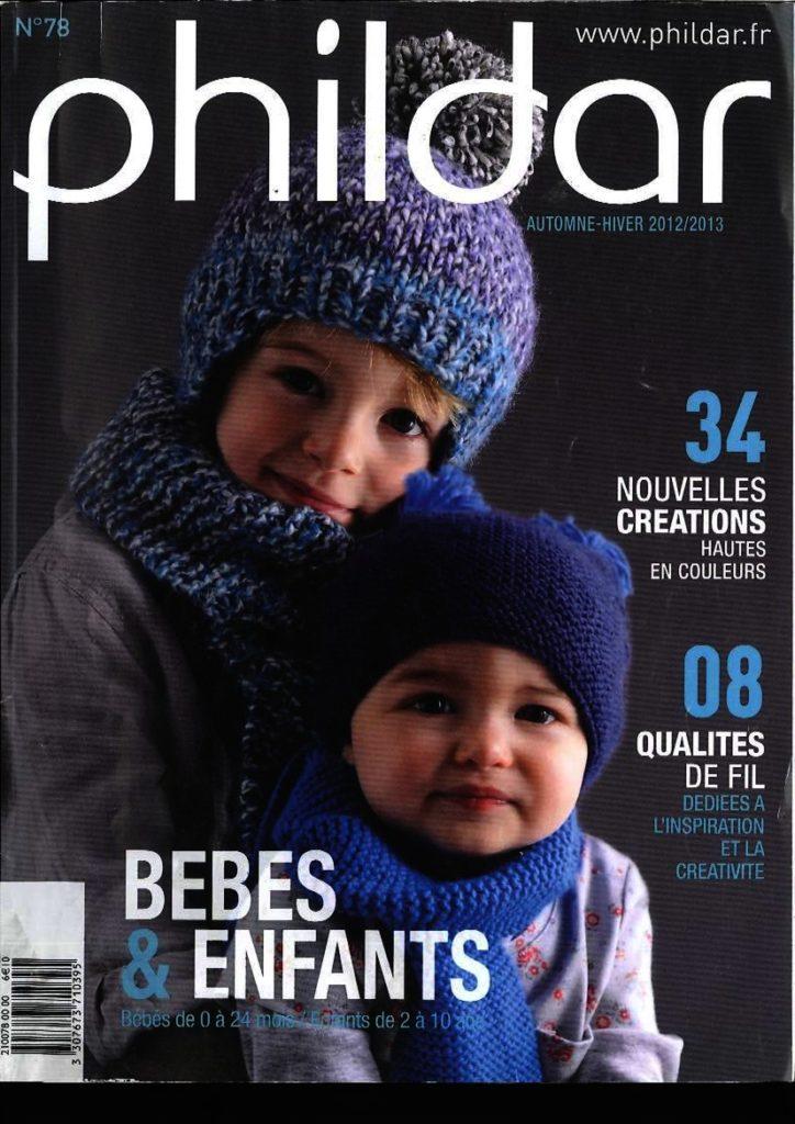 catalogue phildar 78