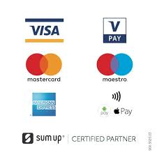 Moyens de paiement Carte bancaire : VISA, MASTERCARD, American Express, Maestro
