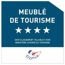 Meublé tourisme 4 étoiles