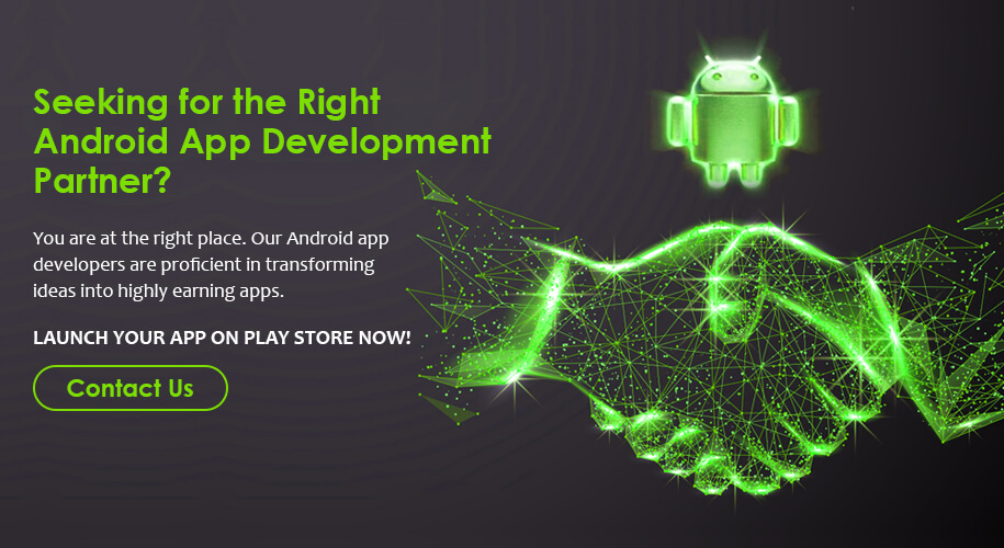Android App Development Partner