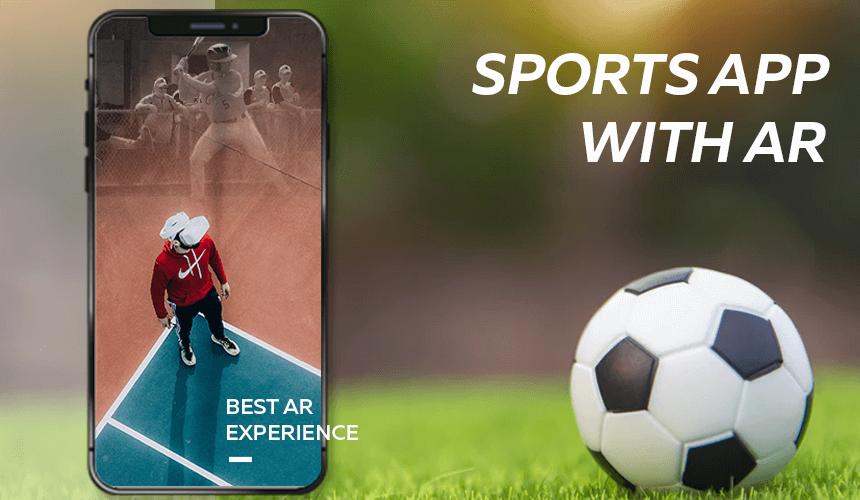 Sports-App-With-AR